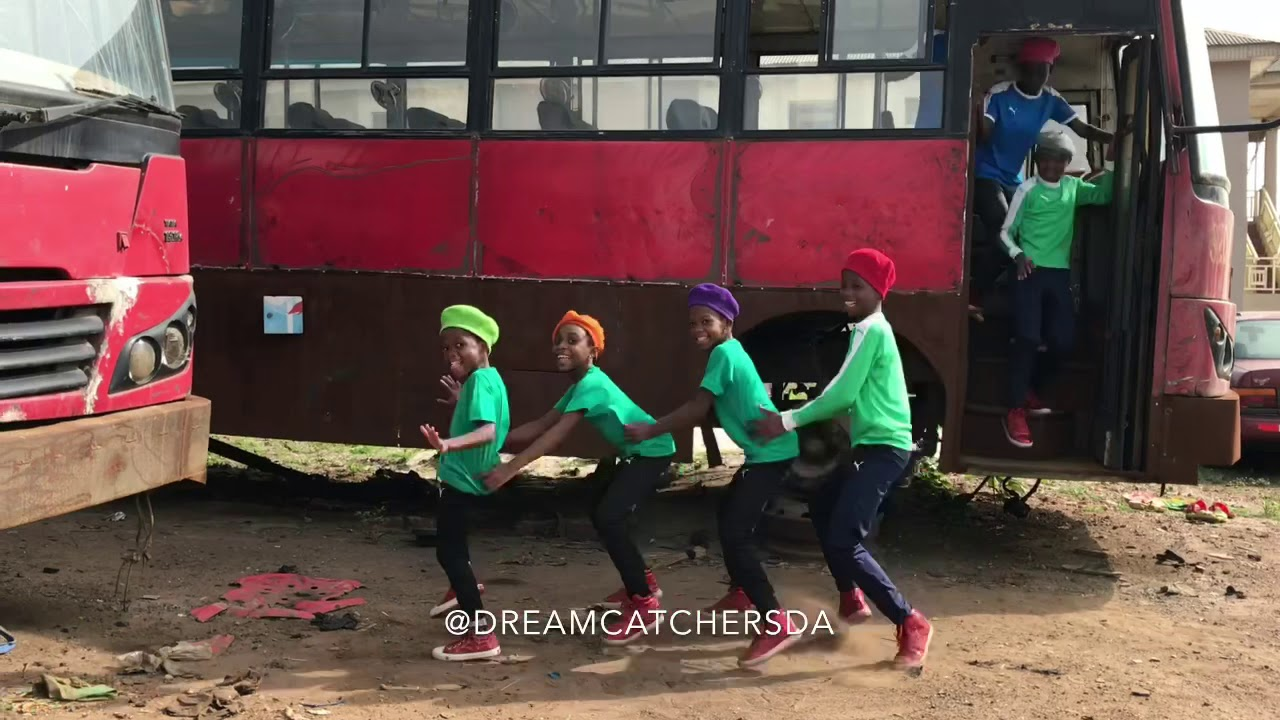 Nigerian Viral Dancing Kids in another viral video!