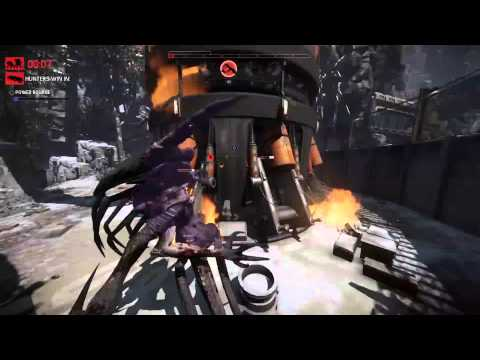 Evolve (Solo Experience Gameplay)