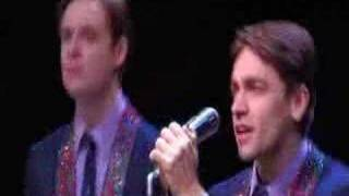 Jersey Boys London - Sherry / Walk Like  a Man
