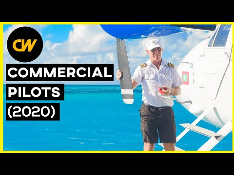 Commercial Pilot Salary (2020) – Commercial Pilot Jobs