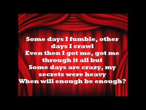 Rowlene-Curtain Call (Lyrics)