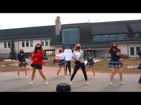 Dynamite - Lakefield College School Gr. 11 and 12 Dance Class