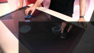 Multitouch-Table Virtual Car  - Tradeshow Exhibit (Part 1 of 2)