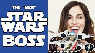 The New Kathleen Kennedy: Future Destroyer of Star Wars
