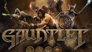 Gauntlet Gameplay (PC HD)