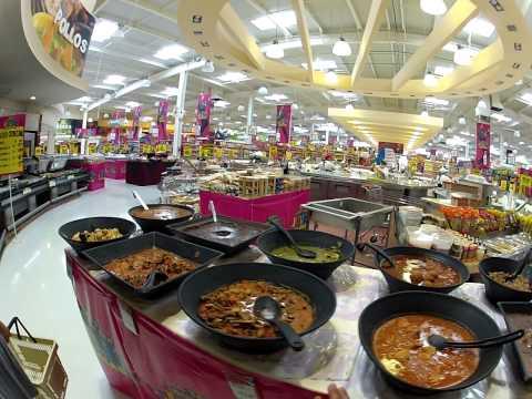 Cozumel, Mexico - Mega Supermarket Tour