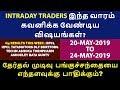 இந்த வாரம் பங்குச்சந்தை எப்படி இருக்கும்?|Stock Market |Tamil|NSE|Nifty|Banknifty|Share|Zerodha|CTA
