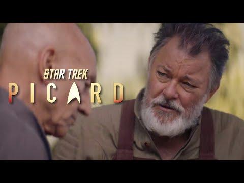 Star Trek PICARD - NFL NEW Teaser