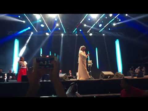 Eida Al Menhali concert in Dubai