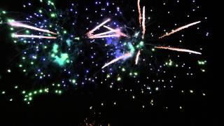Feuerwerk Camping Lido Mappo 2014