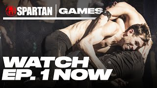 Obstacles, Open Water, and 200lb Stones | SPARTAN GAMES EPISODE 1