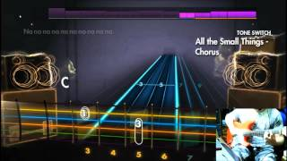 All the Small Things - Blink 182 Rocksmith 2014 Lead