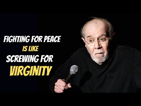 George Carlin Shitting on Government for 8 Minutes Straight