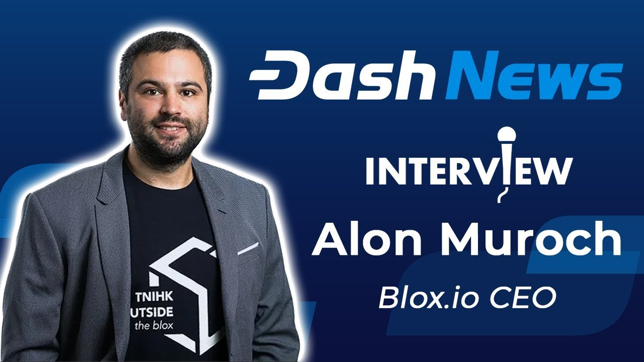 Alon Muroch of Blox io on Bitcoin Accounting, Cryptocurrency