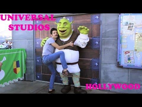 Universal Studios Hollywood - Hayrettin