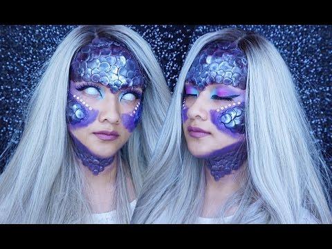 SFX Mermaid Queen Makeup | Halloween Makeup Tutorial | Dian Dananjaya thumbnail