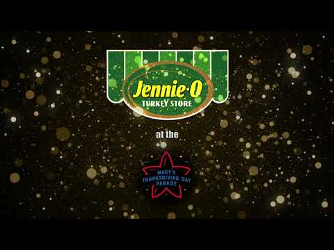 Jennie-O Turkey Store Joins the 2020 Macy's Thanksgiving Day...