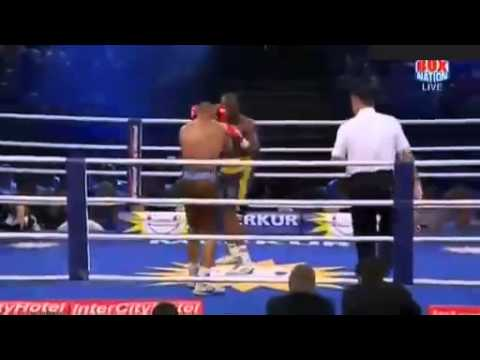 Arthur Abraham vs Willbeforce Shihepo 2013 08 24