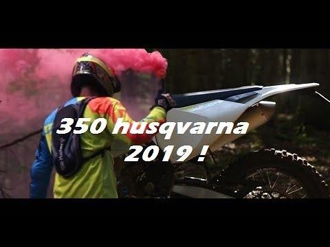 350 Husqvarna 2019 ! INCREDIBLE ENDURO FILM !