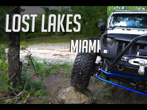 Off Roading in South Florida / Lost Lakes Miami
