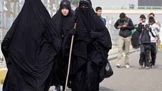 УЖАС! ШОК! Исламисты заманивают и вербуют европейских девушек! Секс-рабыни или смертницы! mp4