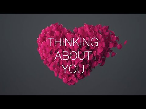 Johnny Orlando - Thinking About You (Lyric Video)