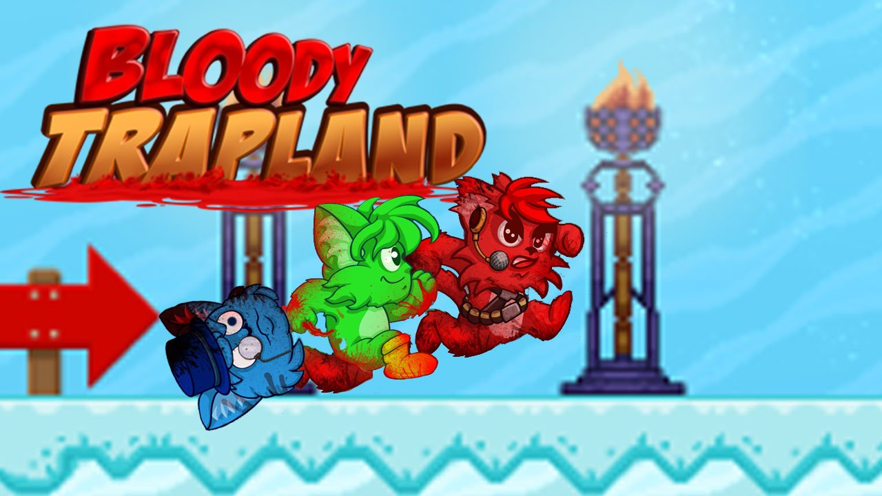 bloody trapland characters