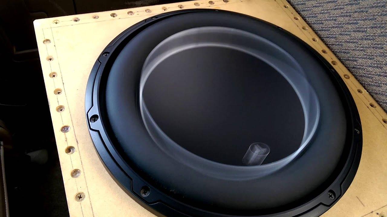 Jl Audio 12 U0026quot  W6v3 Bass I Love You 2
