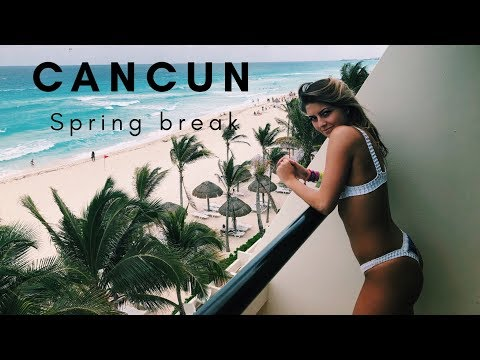 CANCUN, MEXICO VLOG // Spring Break 2018