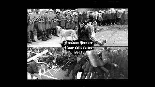 V.A. Freedom Punker 4 Way Split Series [SLAKTGRAV/DISEASE/DISCLASS/WARCORPSE]