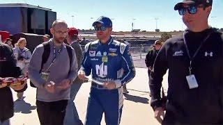 NASCAR Favorite Dale Earnhardt Jr. Readies for Final Race at Sonoma