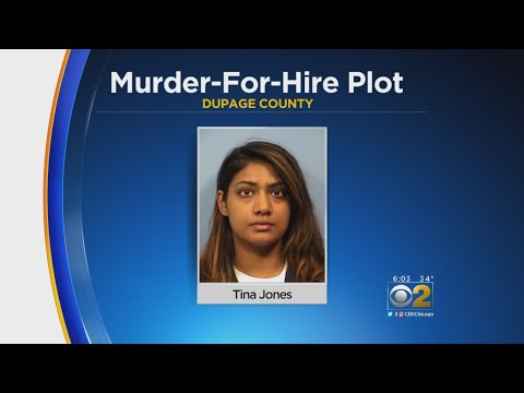 Woman Charged with Murder For Hire Plot
