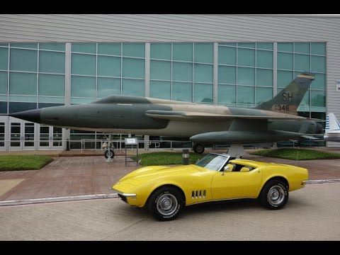 1968 Chevy Corvette Convertible C3 Youtube