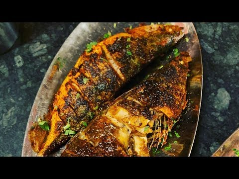 Big Fish Recipe Cooking Turkish Food | Big Fish Curry