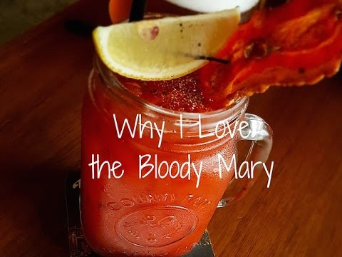 Bloody Mary in Hong Kong