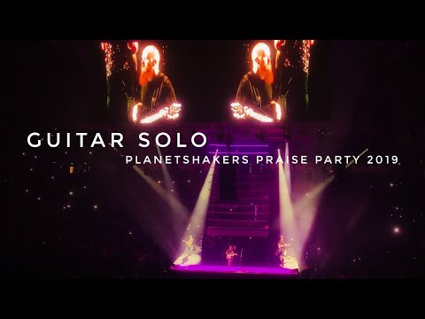 GUITAR SOLO | Planetshakers Praise Party / Conference 2019 (Live in Manila)
