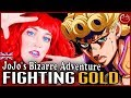 Fighting Gold【JoJo part 5 OP1】ENGLISH COVER by Dress Up Town
