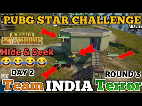 PMSC Pubg Star Challenge Final Team India Terror Vs RRQ Athena Vs Evos Vs CPT Vs Cloud9 Vs GG [ENG]
