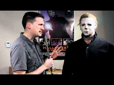 Halloween Interview with Michael Myers