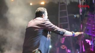 بالفيديو.. محمد فؤاد: هذا المكان وش الخير عليا