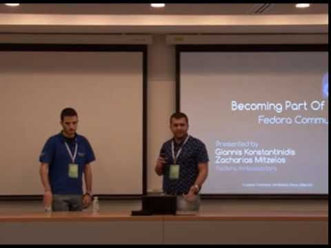 DORS/CLUC 2016 - Becoming Part of the Fedora Community