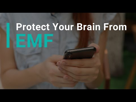 How to Protect Your Brain from EMF