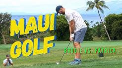Brodie vs  Patrick In Maui | Royal Ka'anaplai | Back 9