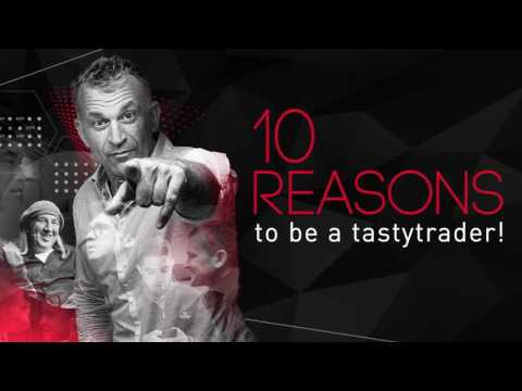 Trade Pillar #2: Sell Options in High Implied Volatility  | 10 Reasons to be a tastytrader