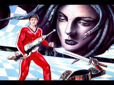 Space Harrier Classic Game Room