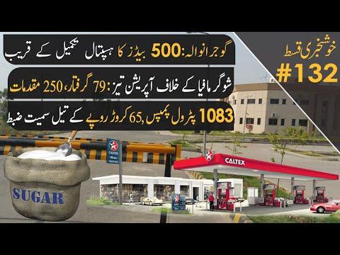 500 bed Hospital, 79 arrested in Crack down against Sugar Mafia.1083 Petrol pumps sealed
