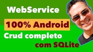 WebService Completo para Aplicativo Android - Crud PHP MYSQL