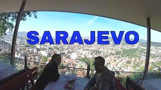 Sarajevo and Konjic with GoPro 2014