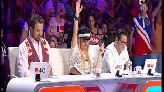 Adrian Robitu, cel mai calm rapper de la X Factor!