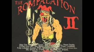 Caper - Mac Dre & The Looie Crew [ The Rompalation #2, An Overdose ] --((HQ))--